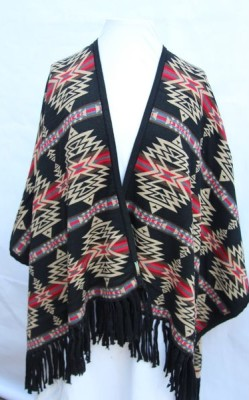 Dakota - Southwest style womens wrap