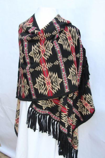 Dakota women's southwest style wrap