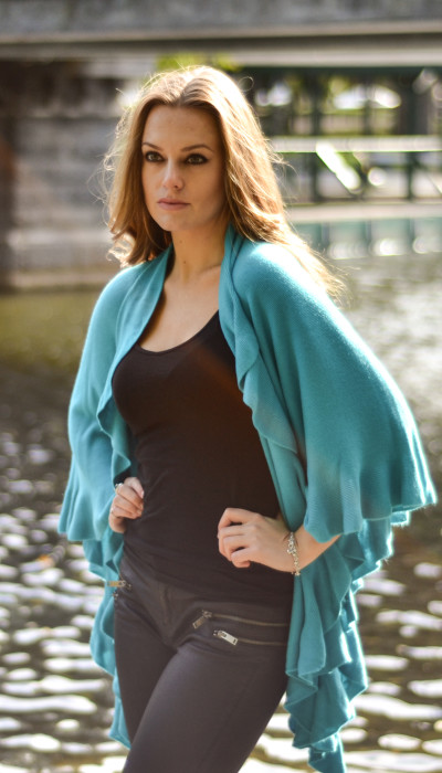 ShannieGirl | Unique women's capes, wraps and scarves